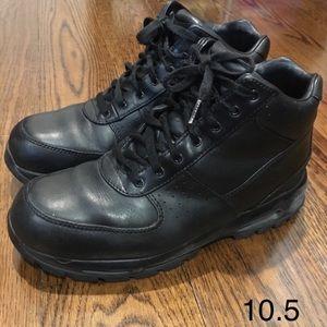 NIKE AIR MAX ACG GOADOME Mens Black Boot 10.5